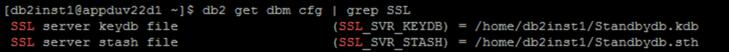 SSL standby