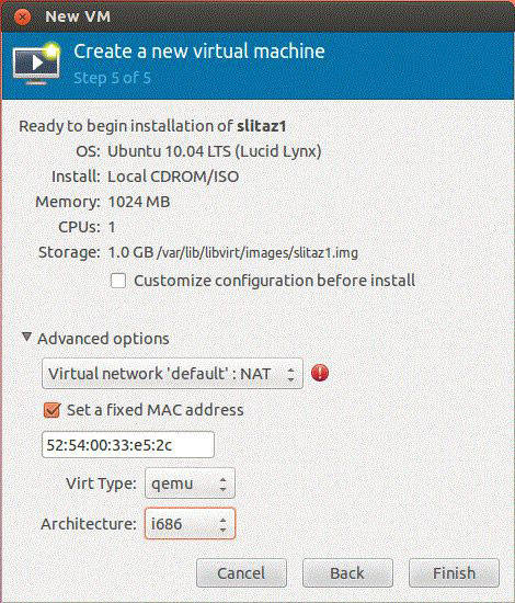 Managing VMs with the Virtual Machine Manager – IBM Developer