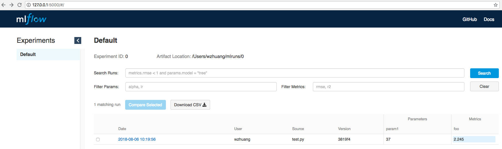 First impressions of MLflow – IBM Developer