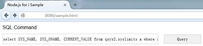 Native JavaScript applications on IBM i with Node js – IBM