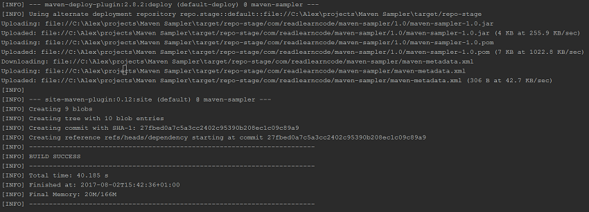 Apache Maven plugins – IBM Developer