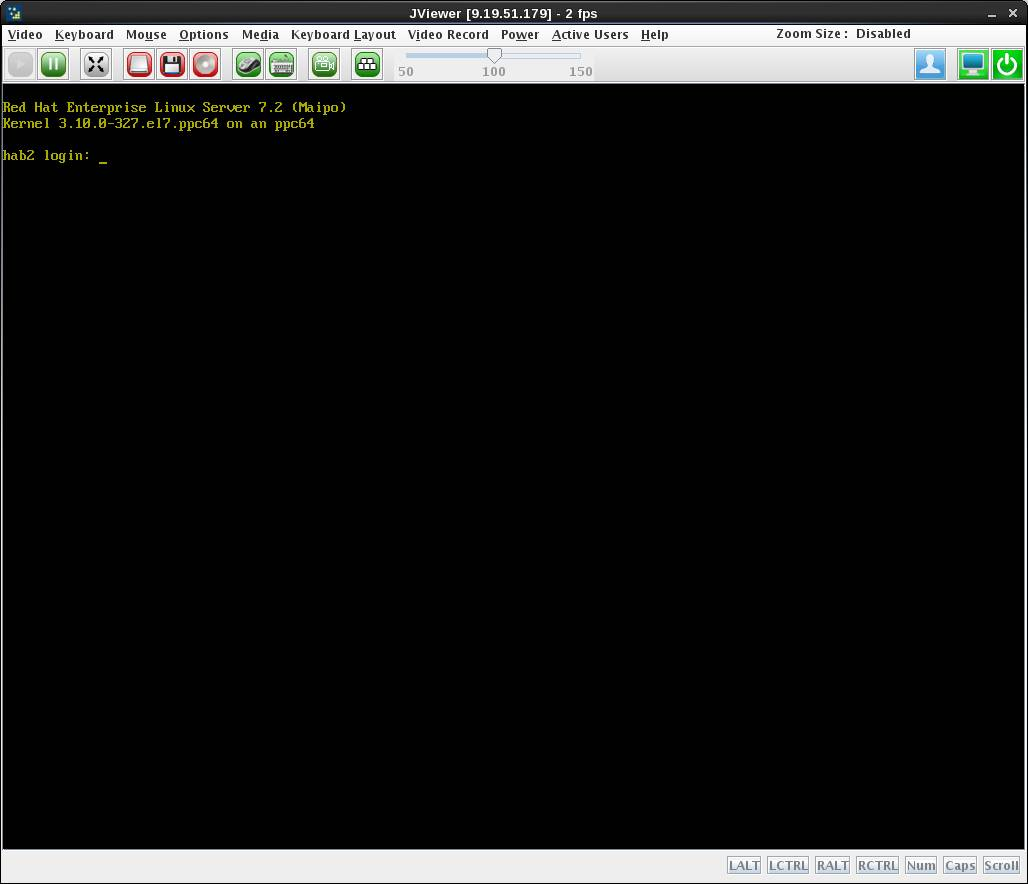 Installing Red Hat Enterprise Linux 7 2 on IBM POWER8 and x86 in