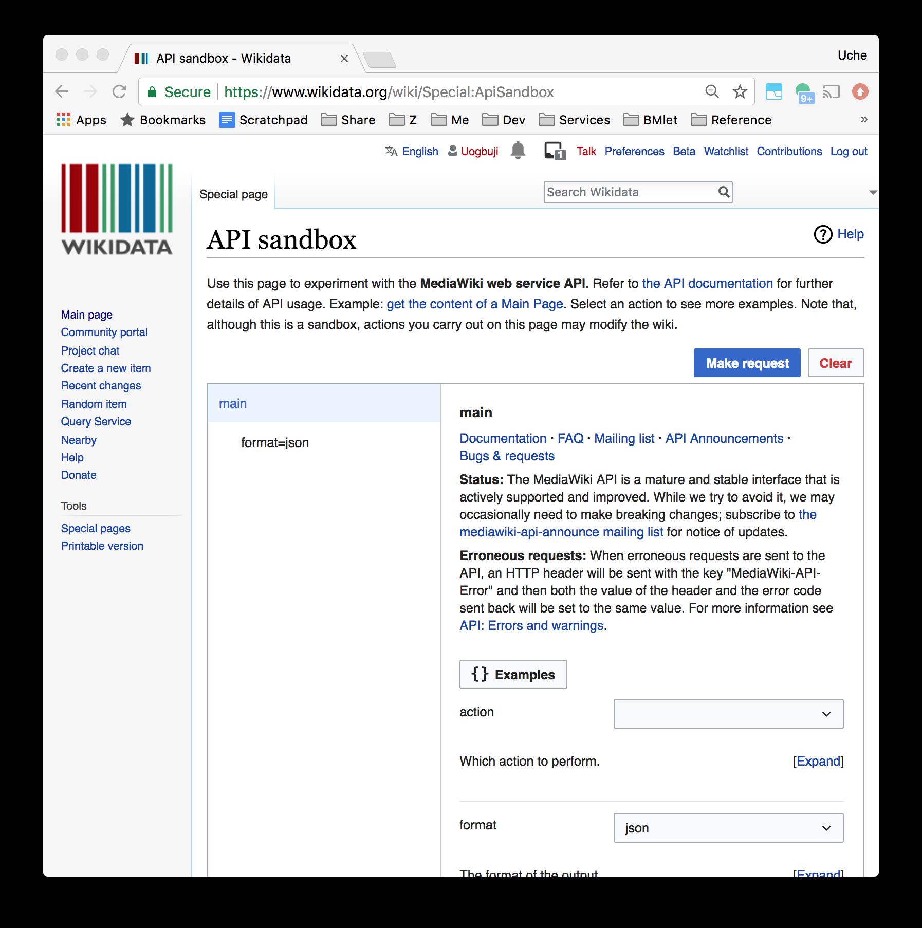 wikidata-api-sandbox1