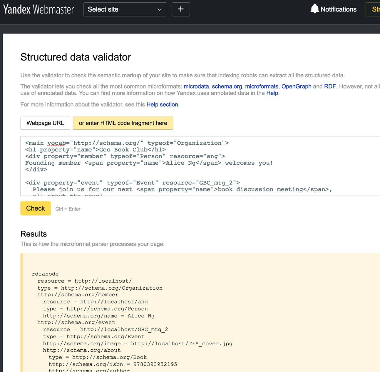 Structured data tools – IBM Developer