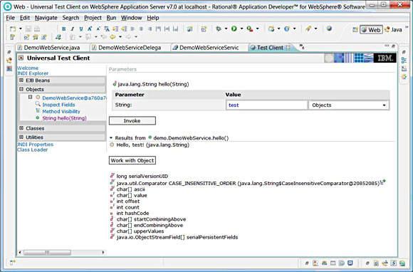 Web services SOAP message validation – IBM Developer