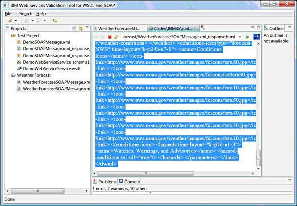 Copying XML