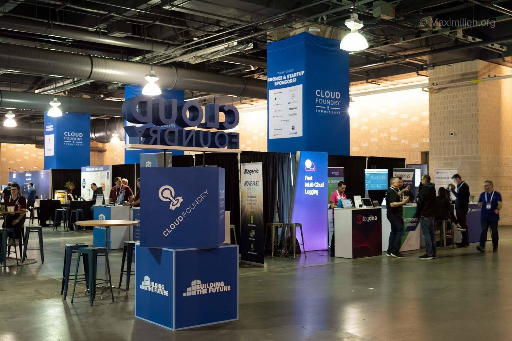 A recap of Cloud Foundry Summit North America 2019 – IBM