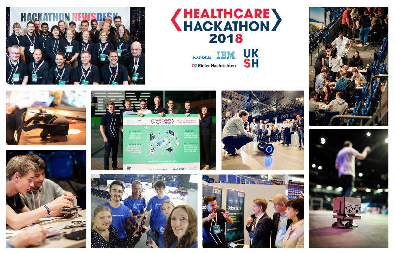 Healthcare Hackathon 2018 – IBM Developer
