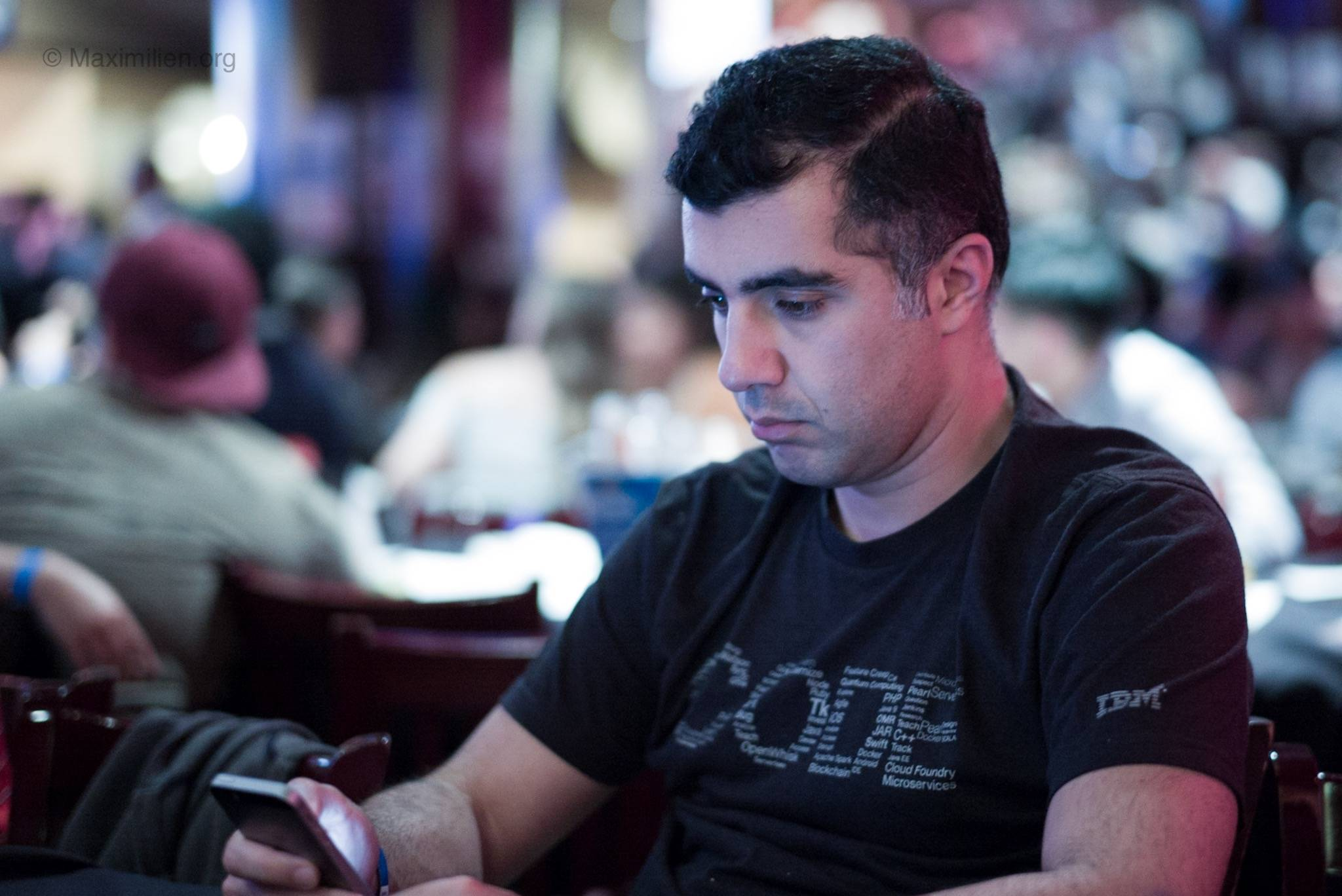 Modern developer, Nima Kaviani of IBM, pairing in the age of mobile workers