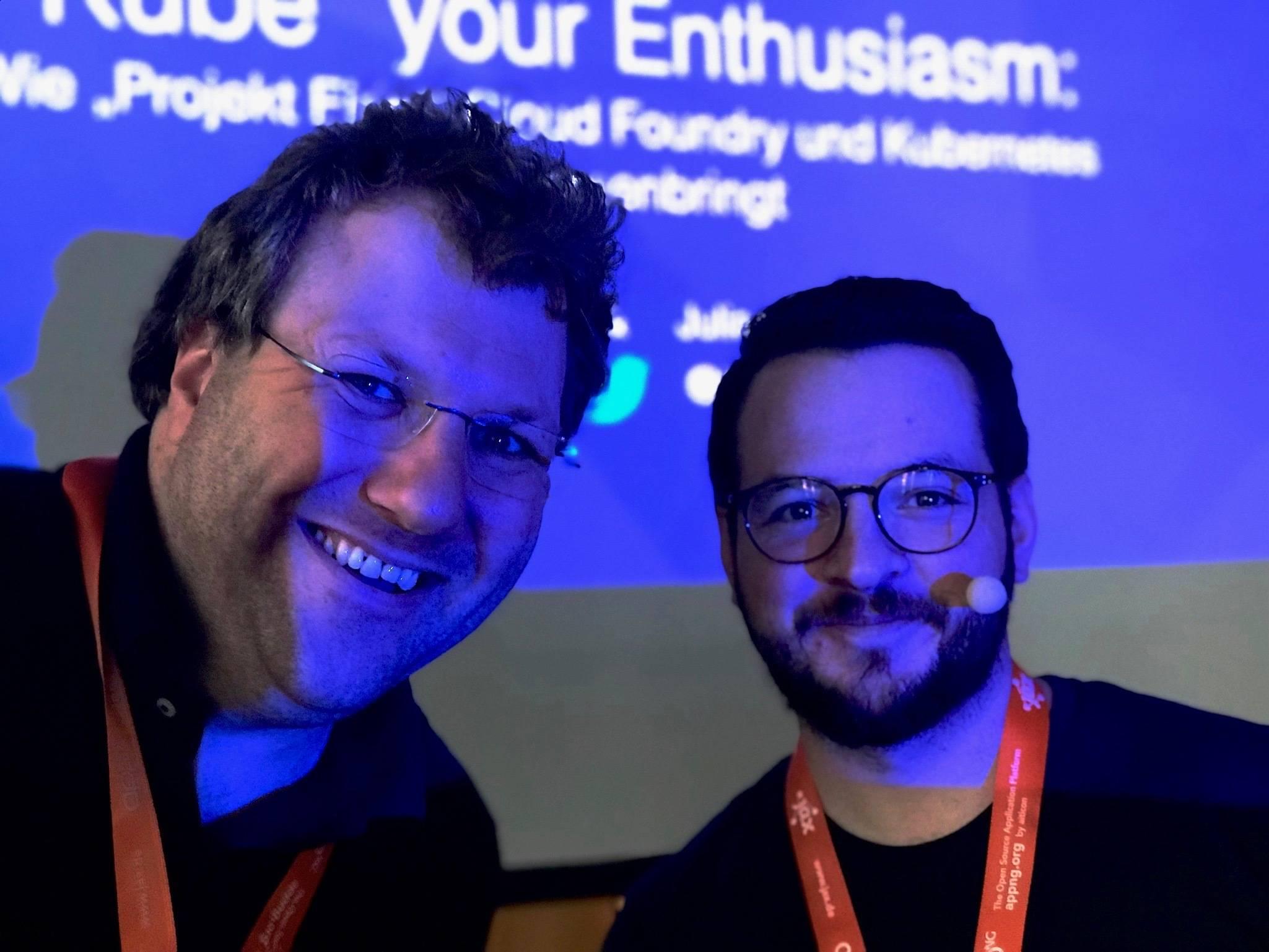 IBMers at JAX 2019