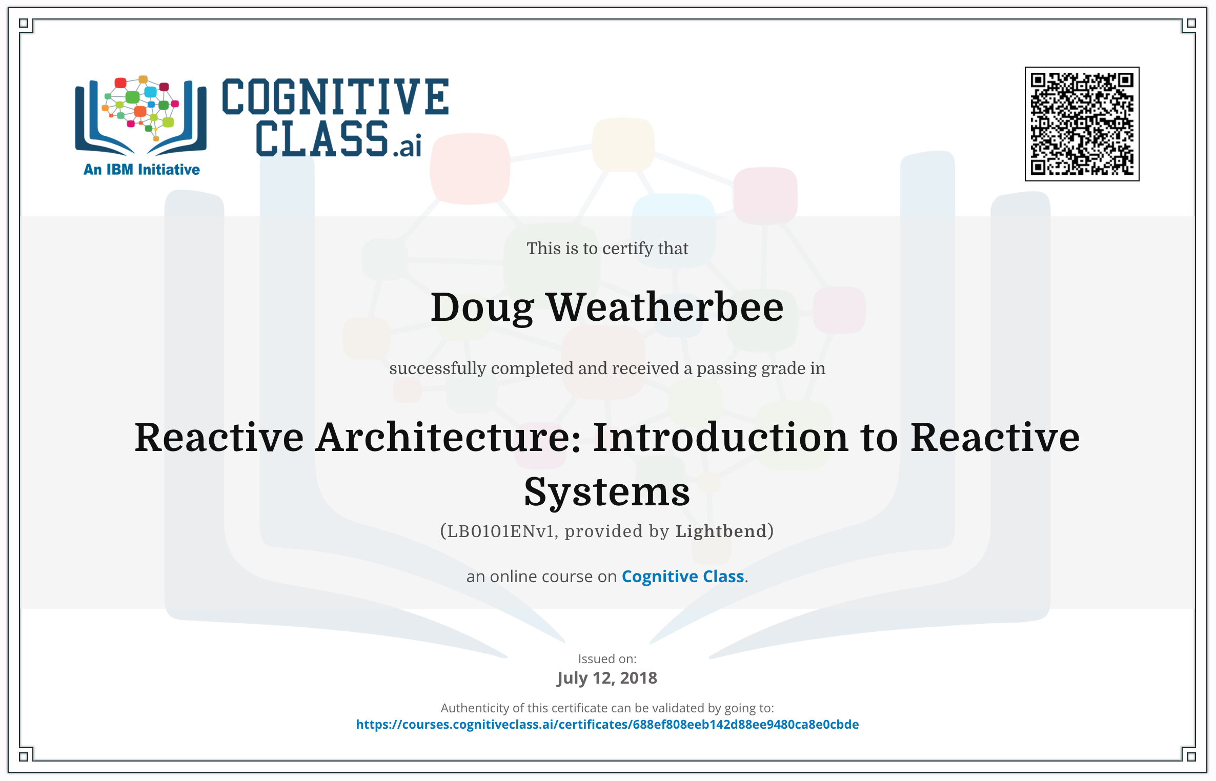 Learn Reactive Architecture For Free At Your Own Pace Ibm Developer