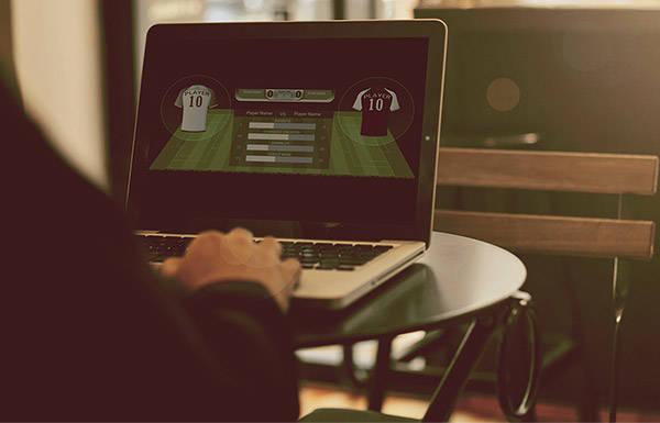Create a soccer league dashboard app with Akka