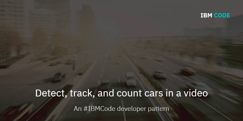 OpenCV Object Tracking and Detection – IBM Developer