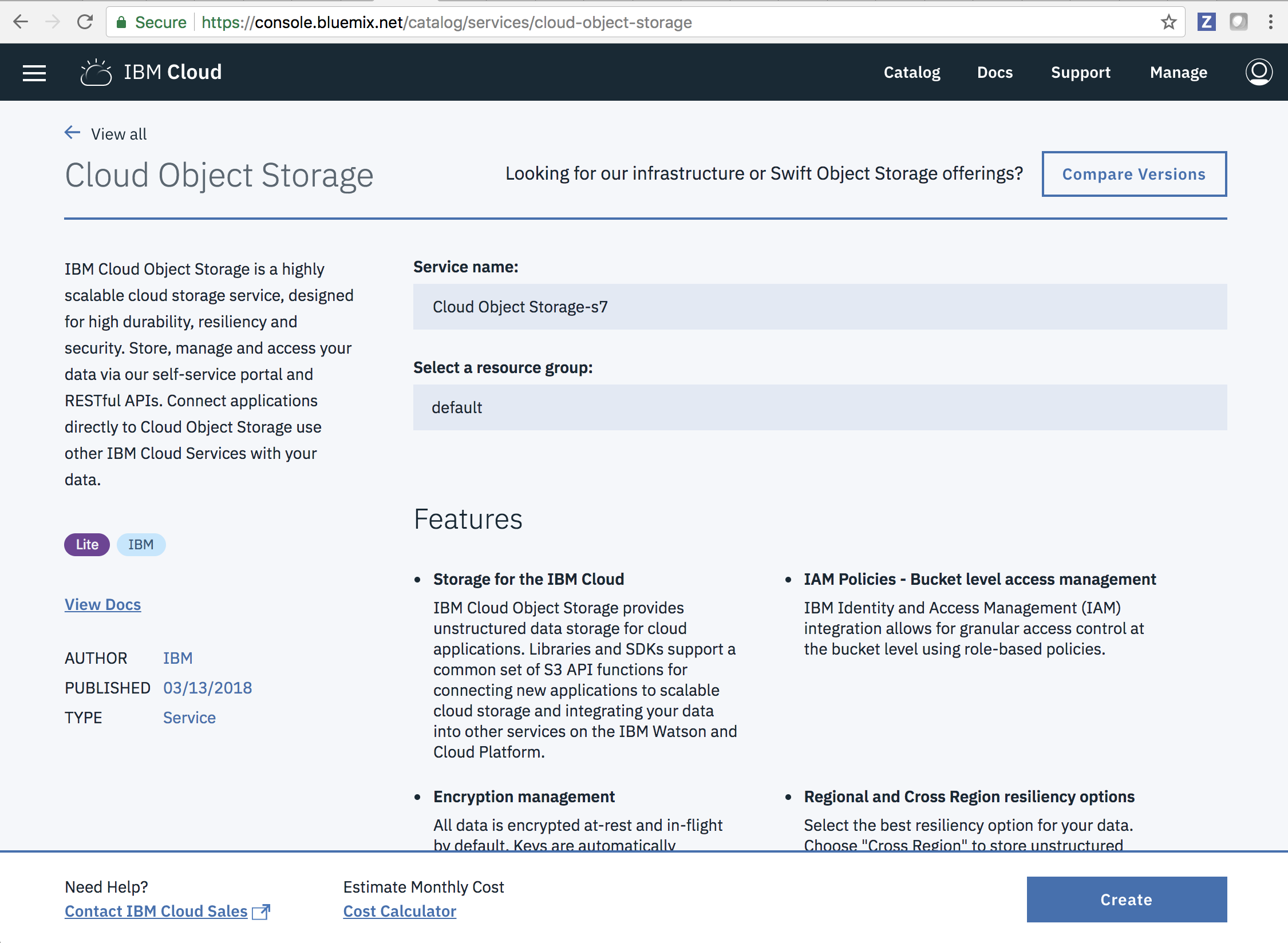 Analyze data faster using Spark and Cloud Object Storage – IBM Developer