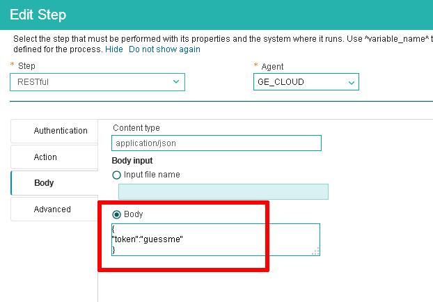 Workload Scheduler REST configuration