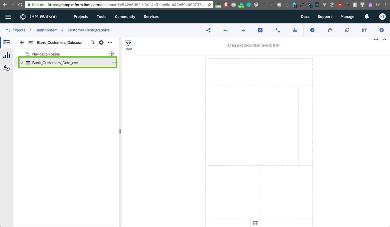 dashboard: Expand Data fields