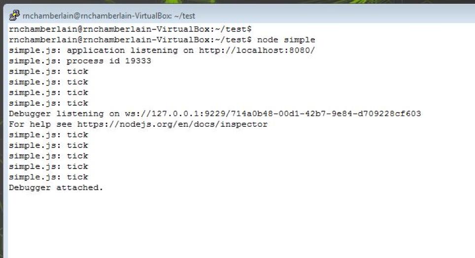 Debug your Node js applications – IBM Developer