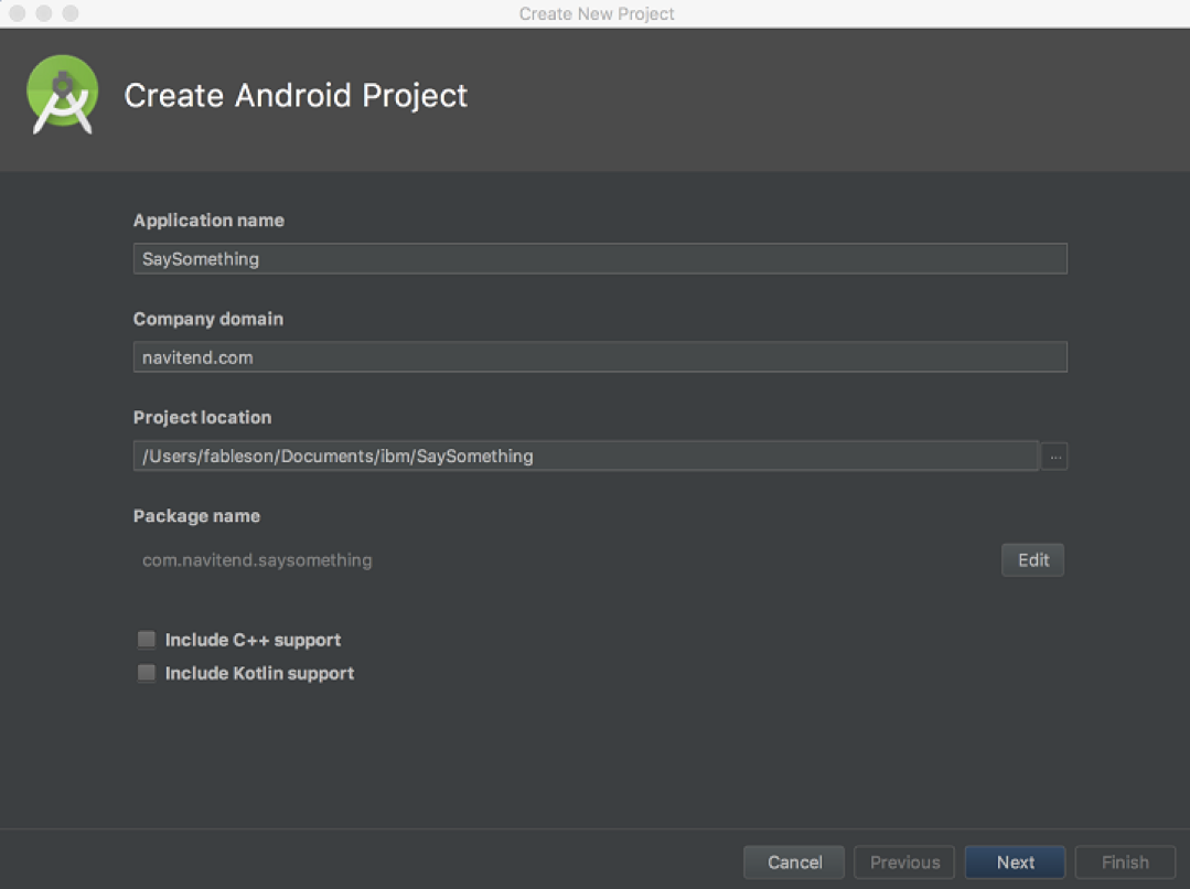 Developing your first Android application – IBM Developer