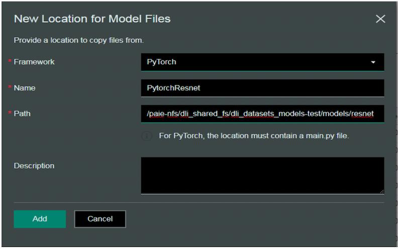 Pytorch Model File Format