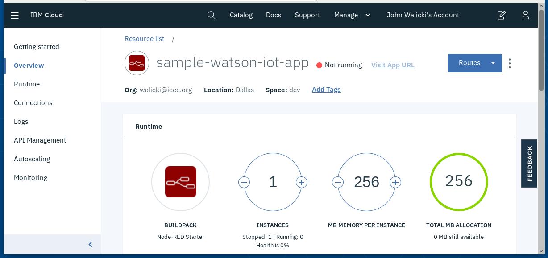 Starting IoTP Starter Kit