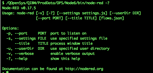 Running Node-RED on IBM i: Installation and first flow – IBM