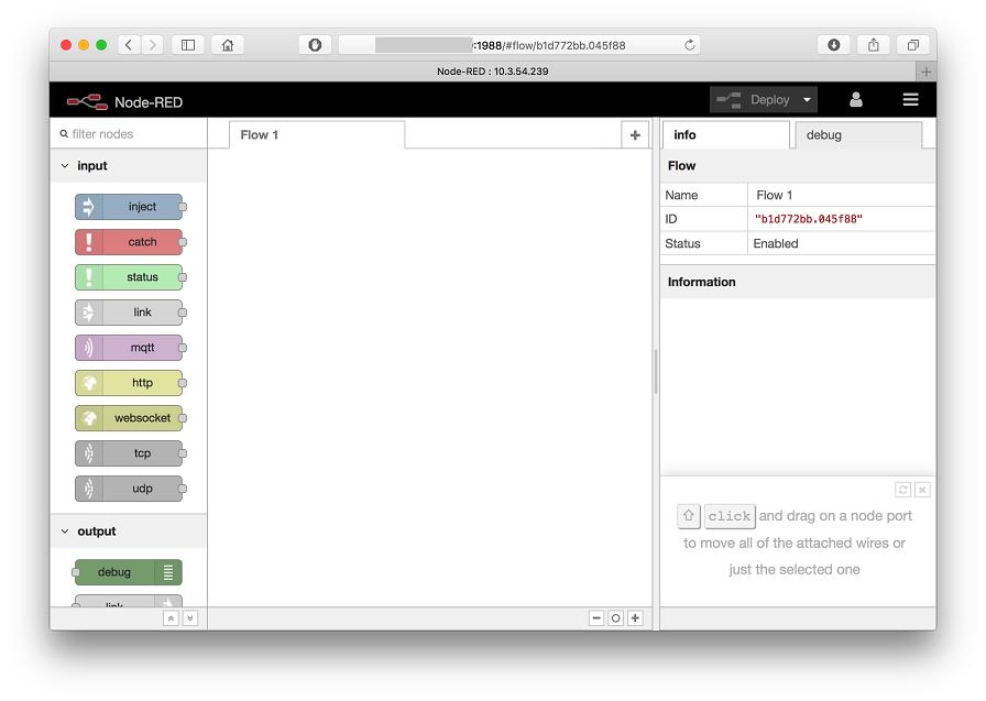 Running Node-RED on IBM i: Installation and first flow – IBM Developer