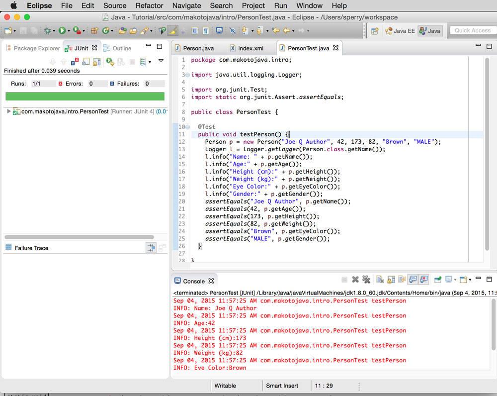 Eclipse Programming Java Applications