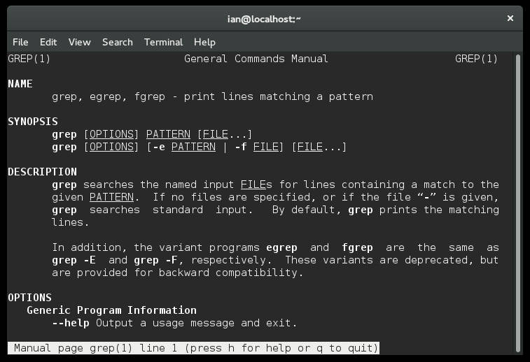 Learn Linux, 101: The Linux command line – IBM Developer
