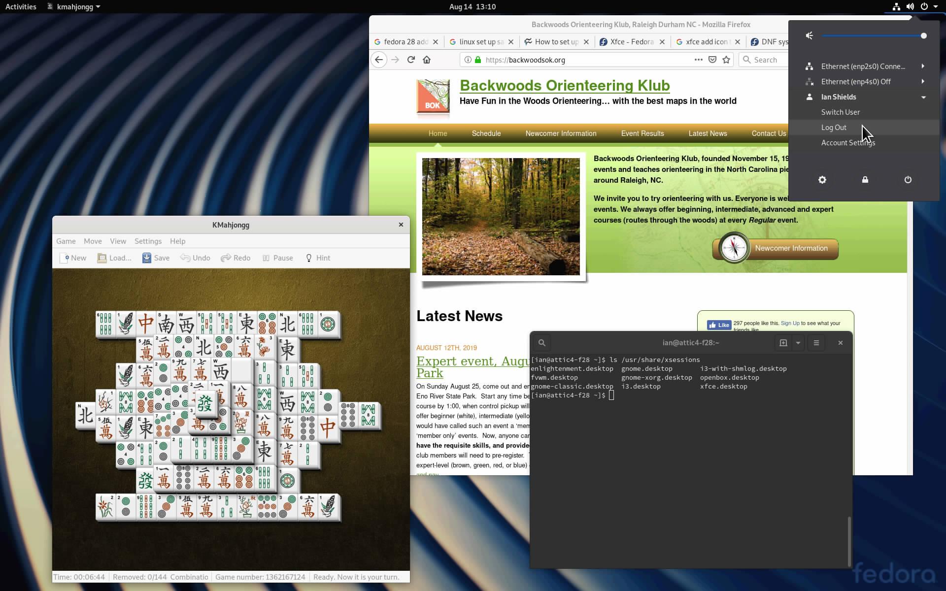 Learn Linux 101: Graphical desktops – IBM Developer