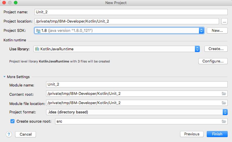 Learn Kotlin, Unit 2: Set up your Kotlin development