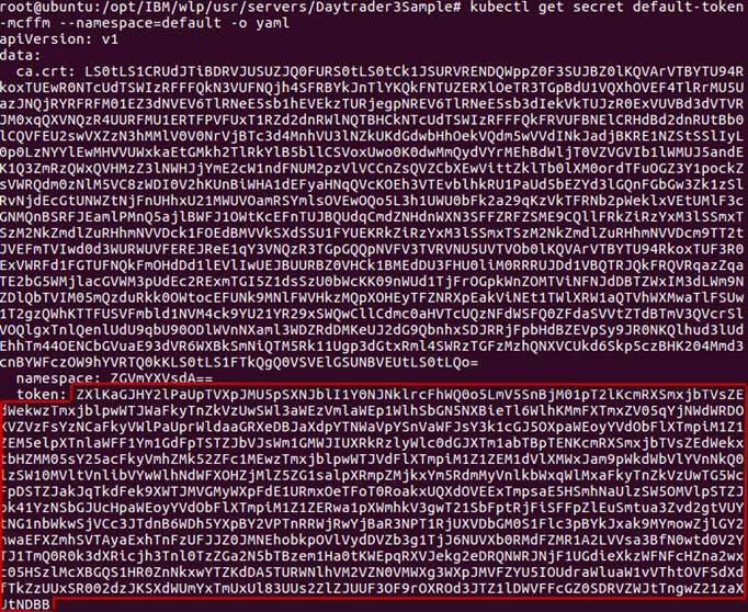 Encoded Token