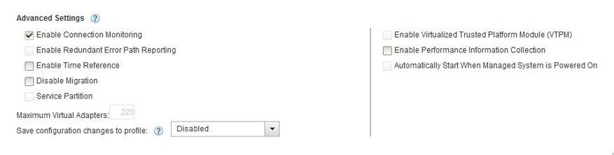 Disable the Enable Time Reference setting for VM