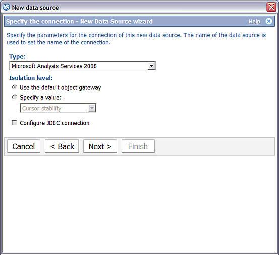 The Cognos BI 10 1 1 Dynamic Query Cookbook – IBM Developer