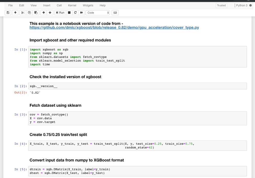 Train XGboost models within Watson Machine Learning Accelerator