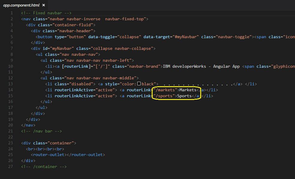 Loading feature modules in Angular 4 – IBM Developer